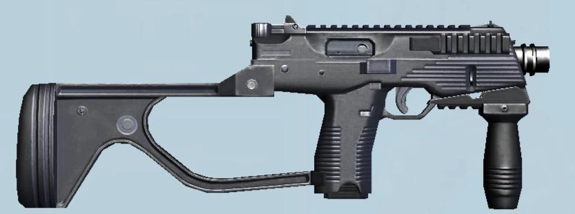 MP9/Ghost Recon Phantoms