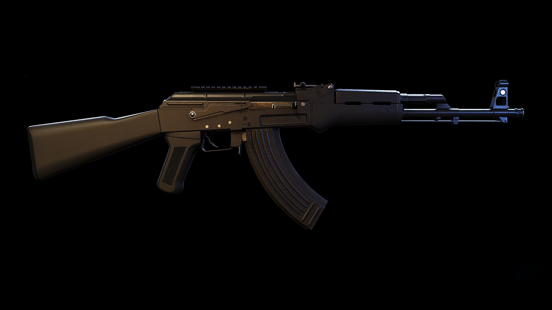 AK-47/Ghost Recon Wildlands