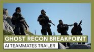 Ghost Recon Breakpoint AI Teammates Trailer-0