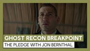 Ghost Recon Breakpoint The Pledge Live Action Trailer with Jon Bernthal