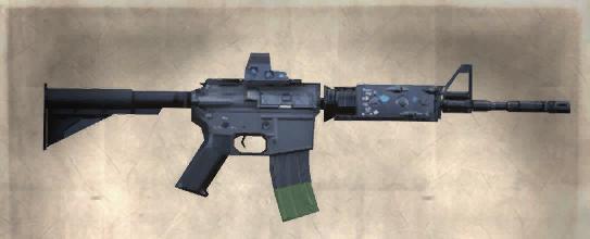<small>M4 Carbine
