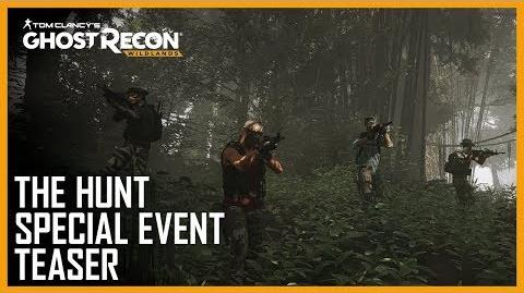 Tom Clancy's Ghost Recon Wildlands The Hunt - Special Event Teaser Ubisoft NA