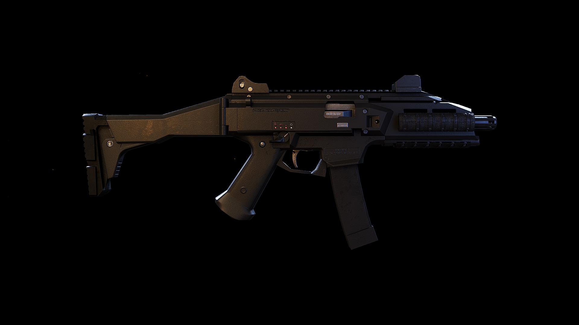 Scorpion EVO 3/Ghost Recon Wildlands