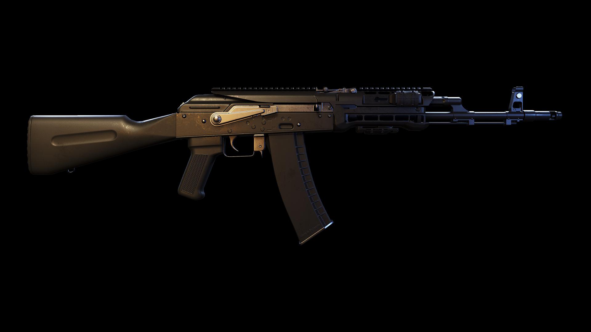 AK-74/Ghost Recon Wildlands