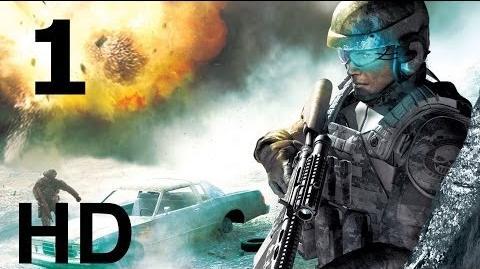 "GRAW 2 PART 1 Pre-missions -""Battle Simulator"" HD"
