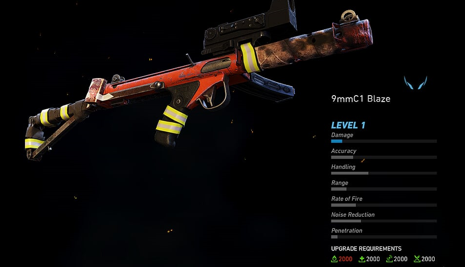 9mmC1 Blaze