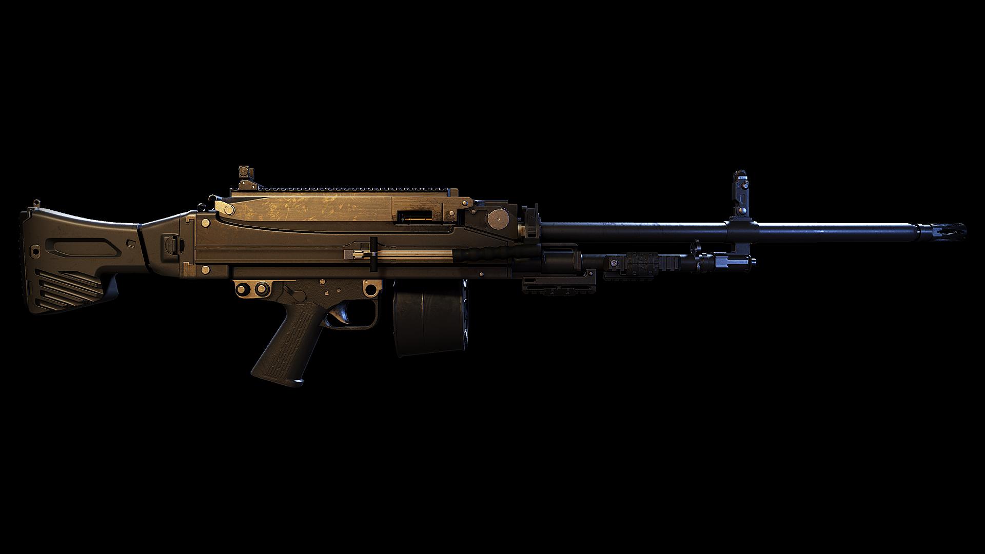 HK 121/Ghost Recon Wildlands