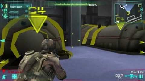 Tom Clancy's Ghost Recon- Predator - M3 Blackout