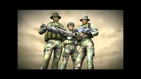 Ghost Recon 2 Ending