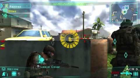 Tom Clancy's Ghost Recon- Predator - M5 Bravo Village