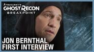 Ghost Recon Breakpoint- Jon Bernthal on Bringing Walker to Life - Ubisoft -NA-
