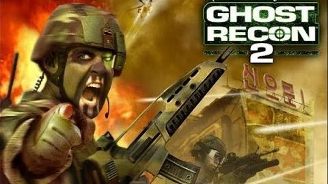 Tom Clancy's Ghost Recon 2 (PS2) Game Introduction