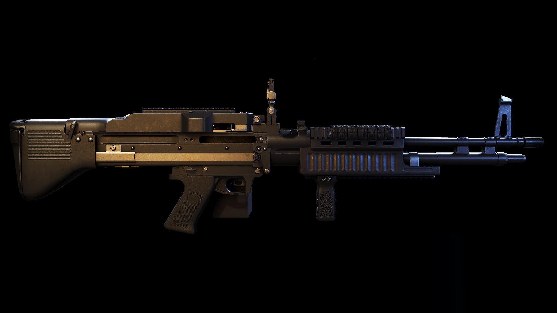 M60/Ghost Recon Wildlands