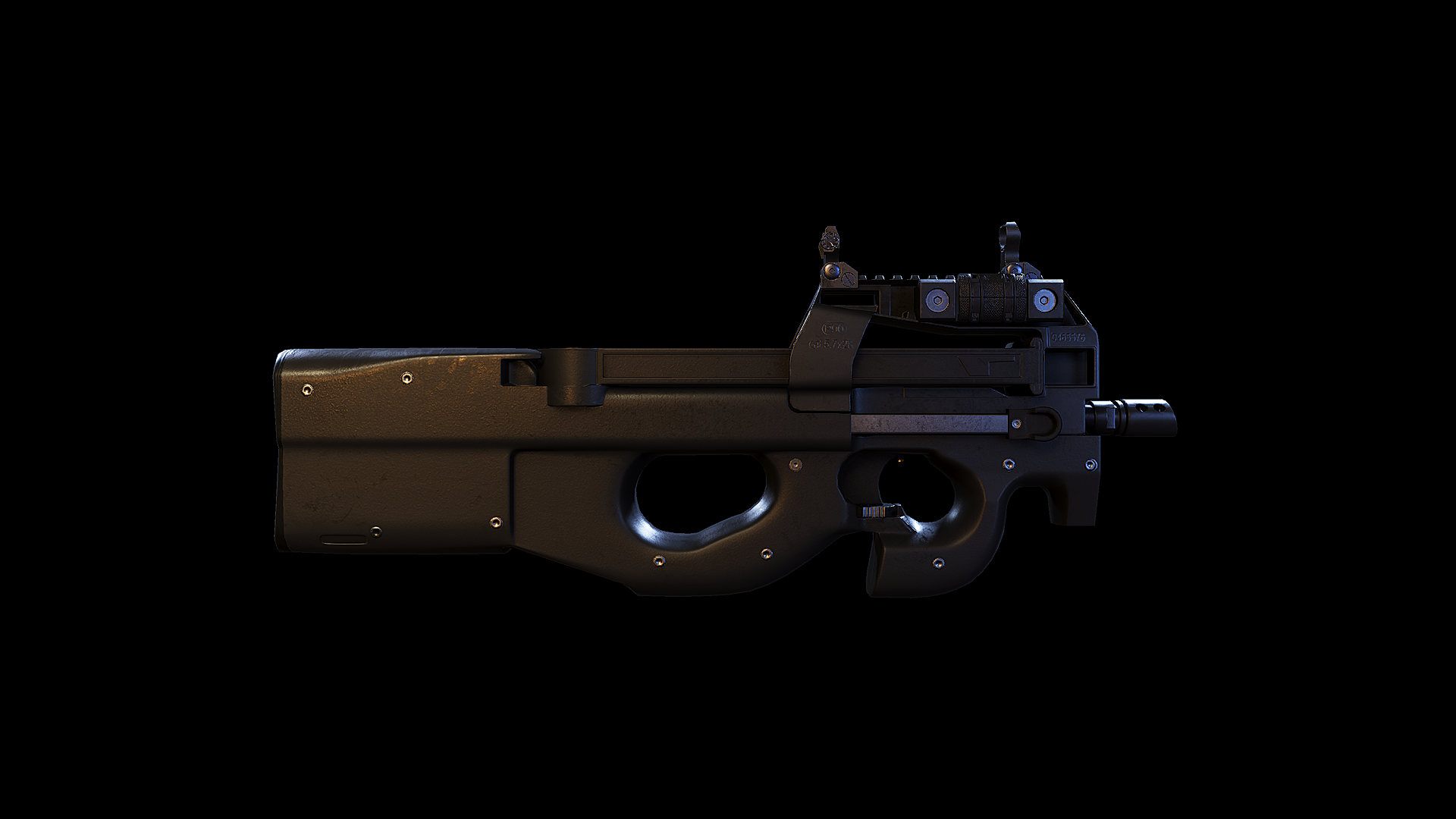 P90/Ghost Recon Wildlands
