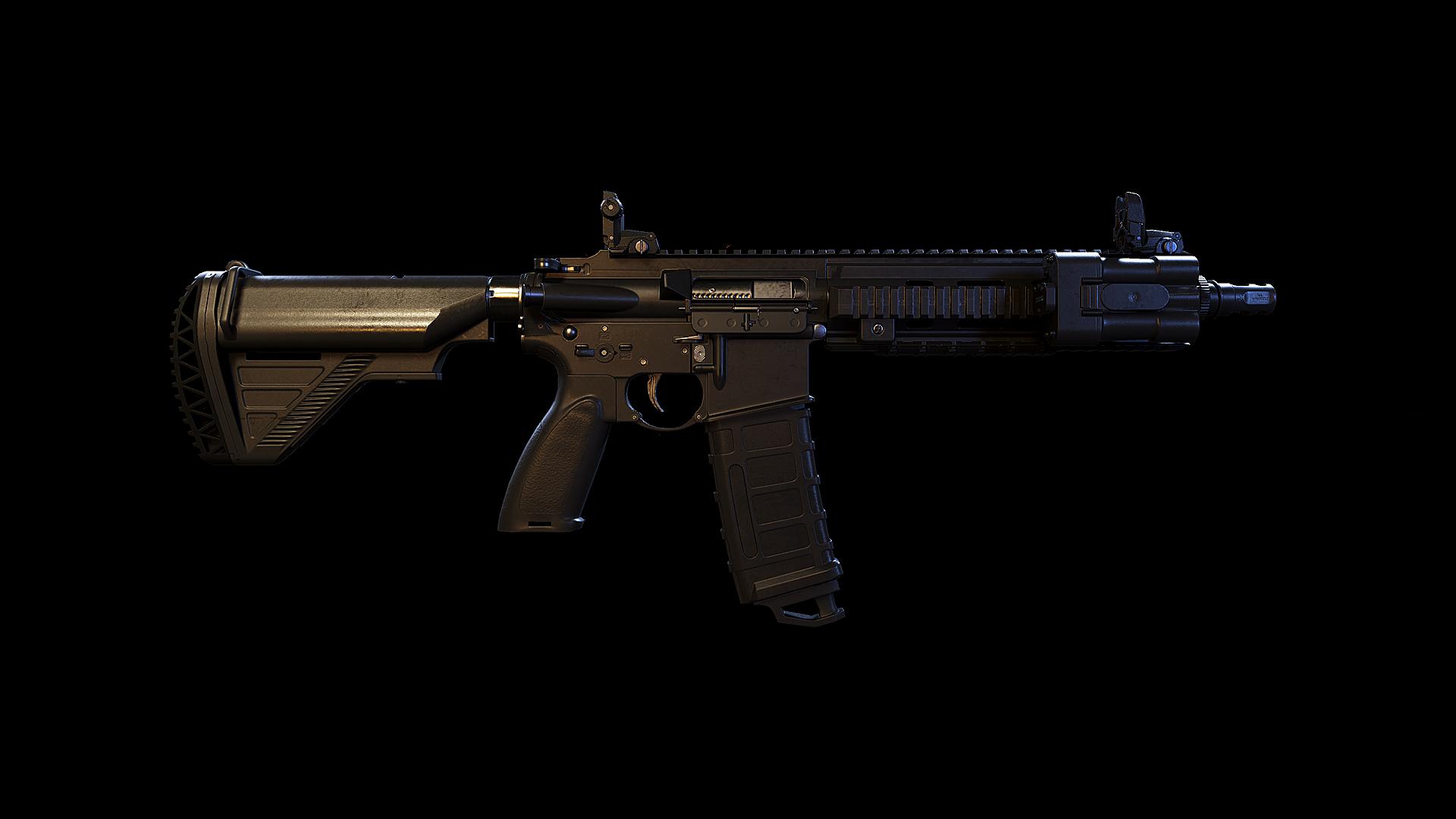 HK416/Ghost Recon Wildlands