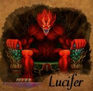 Lucifer resurrection