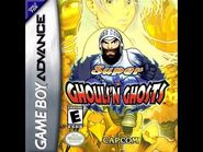 GBA Super Ghouls 'n Ghosts - Arrange Mode - Top Row Video Walkthrough