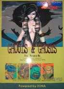 Ghoulsandghotsonline poster