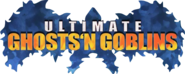 UltimateGhostsGoblinsLogo