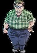 Hidenori Sakuma anime design