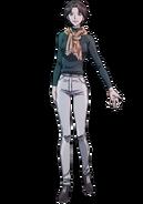 Yurika Funada anime design