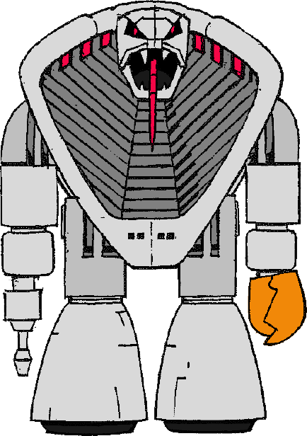 Giant Cobra Mech (Mark I)