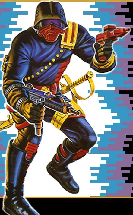 Iron Grenadier (Destro's trooper)