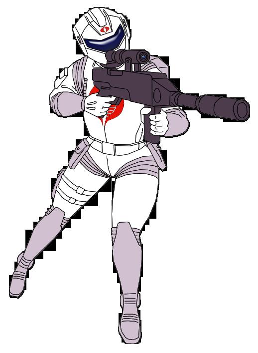 Cobra Shock Trooper