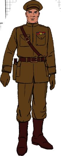 Colonel Brekhov