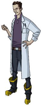 Dr. Mindbender (Renegades)