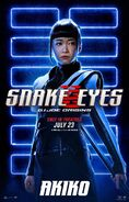 Snake Eyes characters poster 7