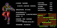 G.I. Joe (NES video game) A Real American Hero Captain Grid-Iron