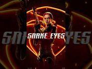 Snake Eyes - Scarlett Motion Poster