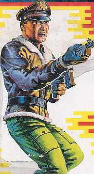 General Flagg (James Flagg III)