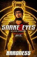 Snake Eyes characters poster 6