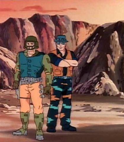Captain Grid-Iron