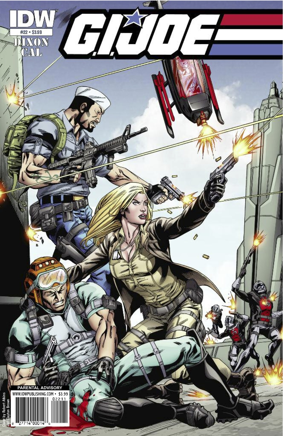 G.I. Joe 22