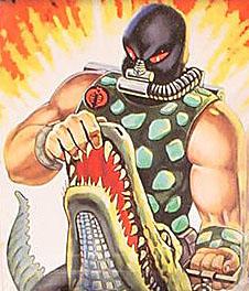 Croc Master (RAH)