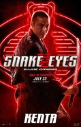 Snake Eyes characters poster 3