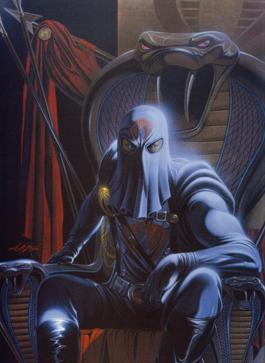 Cobra Commander (RAH)