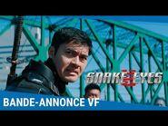 SNAKE EYES - Bande-annonce VF -Au cinéma le 18 août-