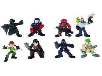 Joe Combat Heroes Heavy Duty G.I