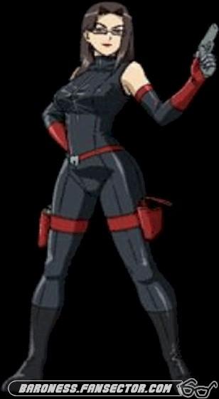Baroness (Sigma 6)