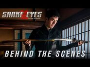 5 Things You (Probably) Didn't Know About Snake Eyes (2021 Movie)