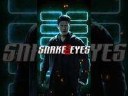 Snake Eyes - Hard Master Motion Poster