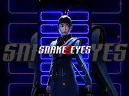 Snake Eyes - Akiko Motion Poster