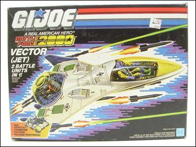 Vector (Battle Force 2000)