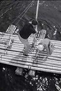 2 on a raft