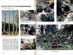 Gilligan's Island Lagoon - TV Guide article Oct. 31, 1964. Pgs. 10-11 copy