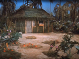Girl's Hut